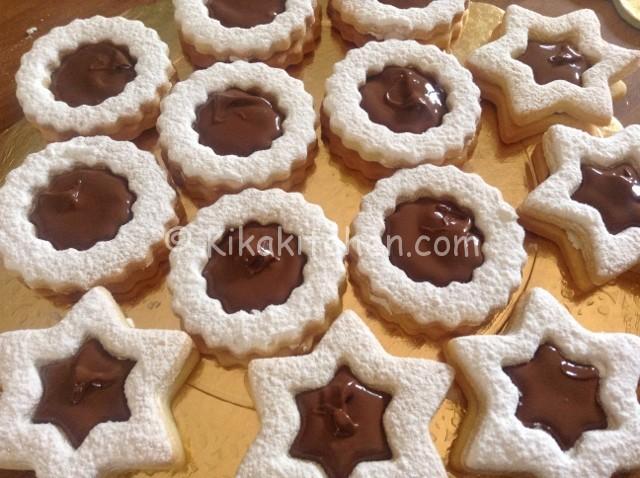 altri biscotti nutella