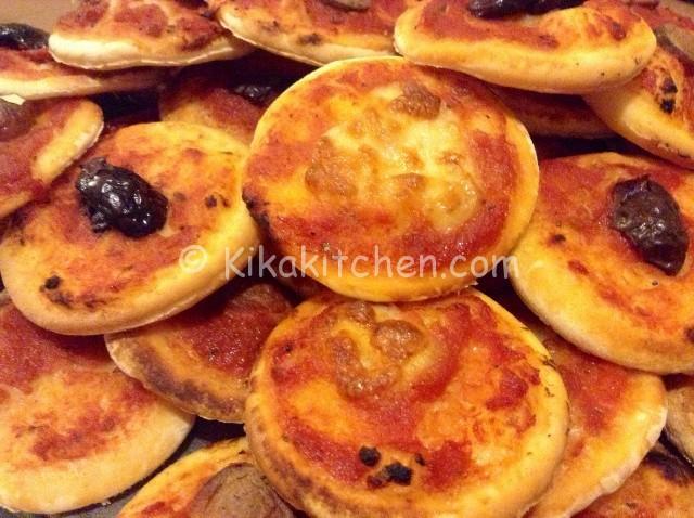 pizzette mignon