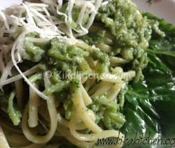 Pasta con cavolfiore e acciughe. Ricetta siciliana