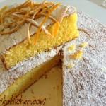 Torta all'arancia soffice e morbida