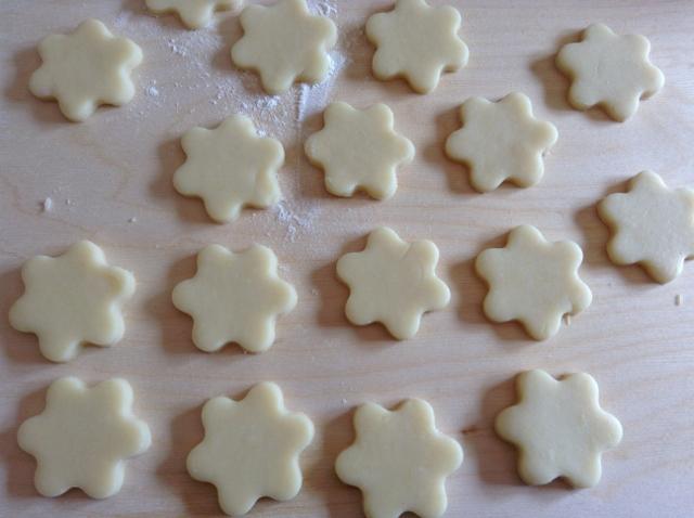 biscotti di frolla al limone