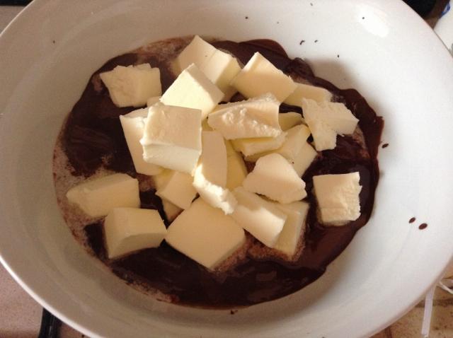 burro e cioccolato