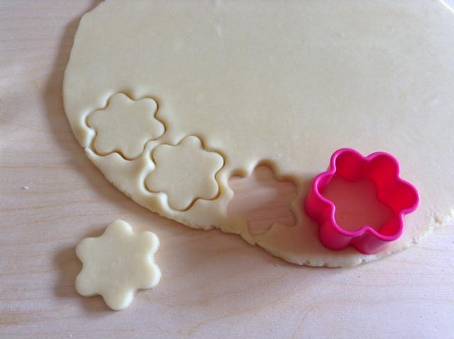 realizzare i biscotti al burro