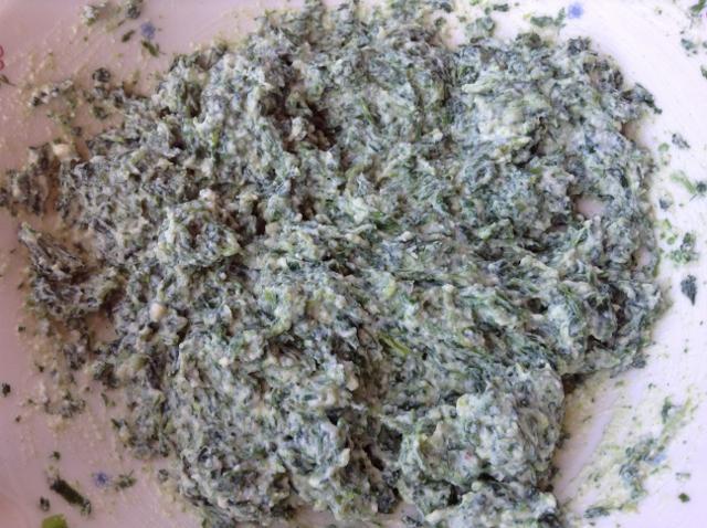 ripieno per ravioli ricotta e spinaci