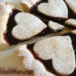 Crostata di marmellata morbida e friabile