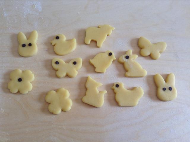 formine biscotti al burro