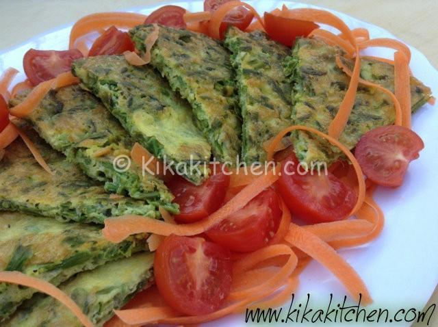 frittata di asparagi1