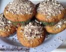 Muffin al cioccolato Kinder. Ricetta passo passo