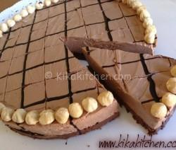 cheesecake nutella