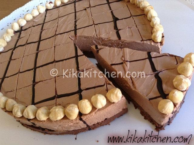 cheesecake nutella