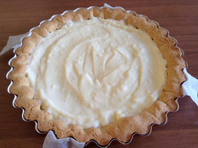 crema per crostata