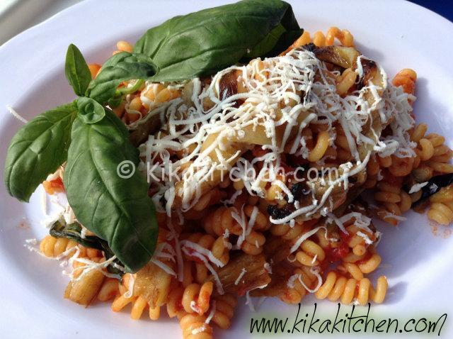 Pasta alla Norma (ricetta originale siciliana)
