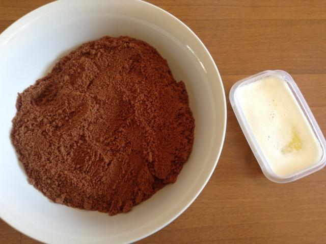 base per cheesecake