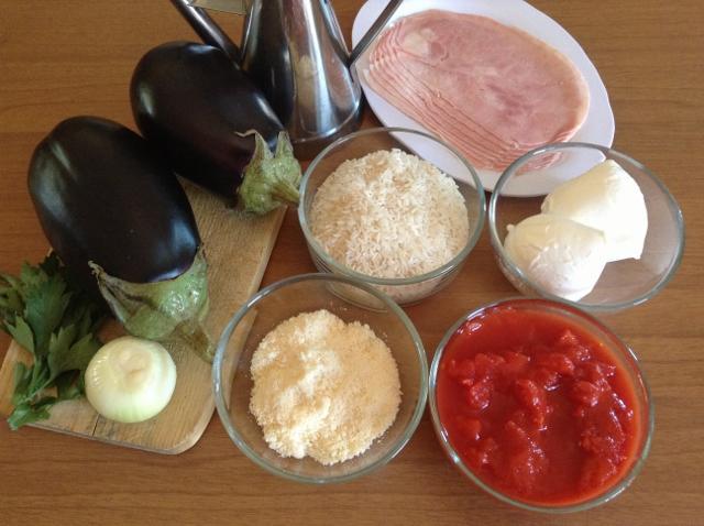 ricetta melanzane ripiene