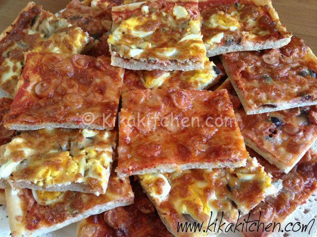 pizza fatta in casa-5