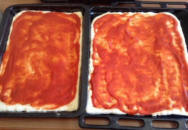 pizza fatta in casa-6