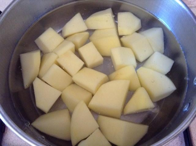 bollire le patate