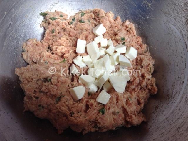 carne macinata per peperoni ripieni