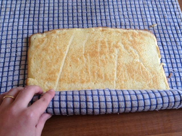 come arrotolare la pasta biscotto