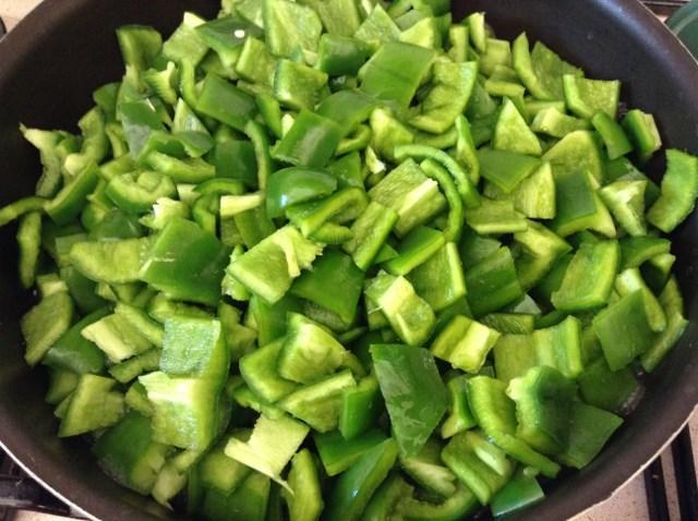 peperoni verdi ricetta
