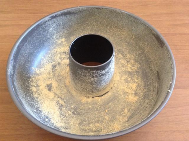 stampo ciambella per riso al forno