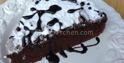 torta al cioccolato soffice