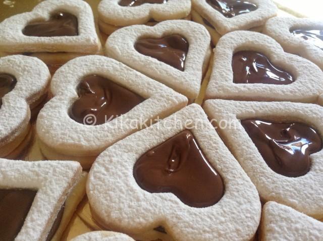 Biscotti San Valentino. Ricetta passo passo