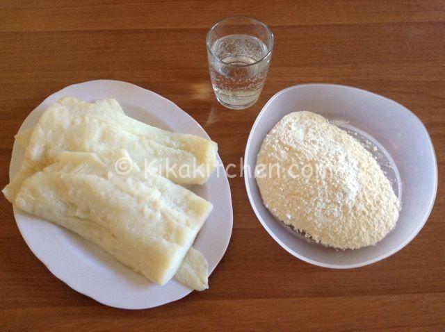 ingredienti baccalà fritto