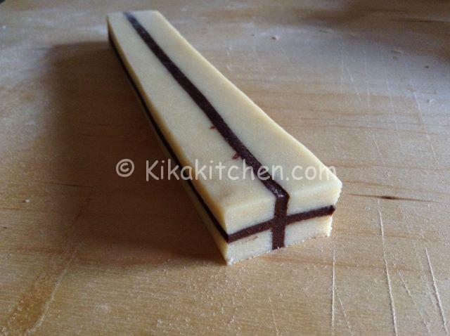 tutorial biscotti pacchetto regalo