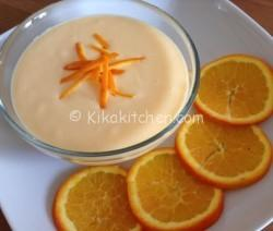 crema arancia