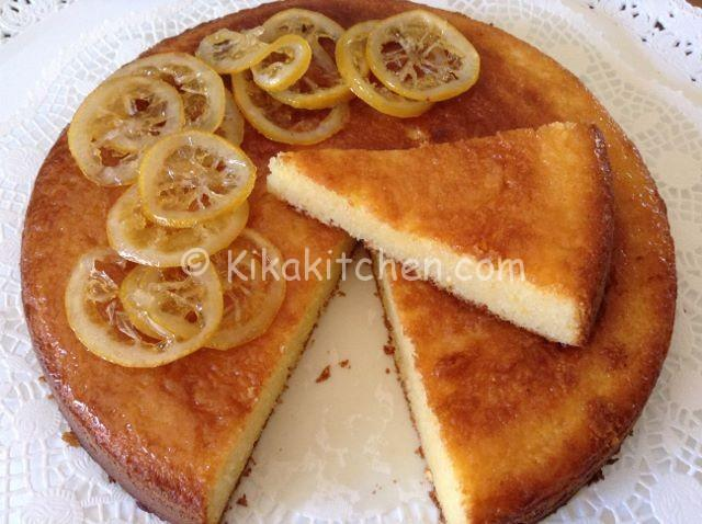 lemon cake soft