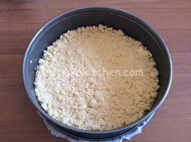 base torta sbriciolata