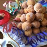 Castagnole di Carnevale fritte o al forno