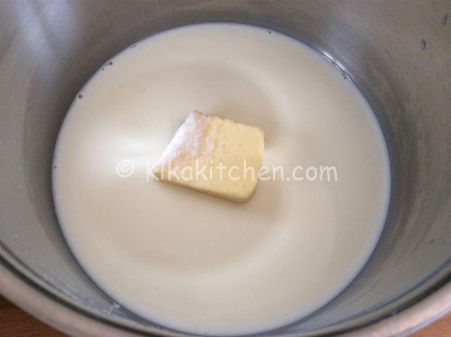 latte burro e sale