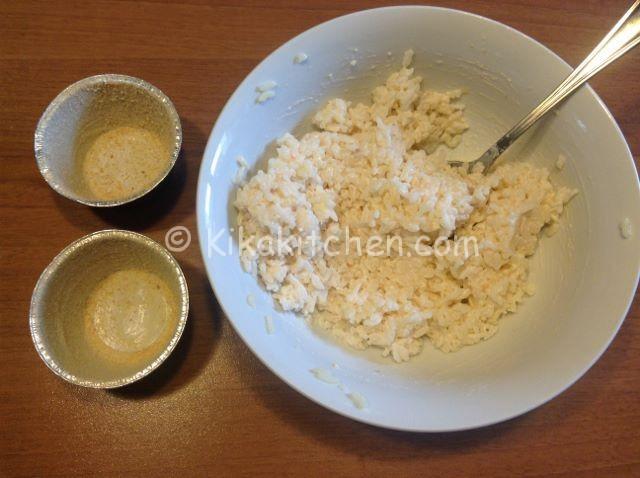 pirottini per timballini di riso