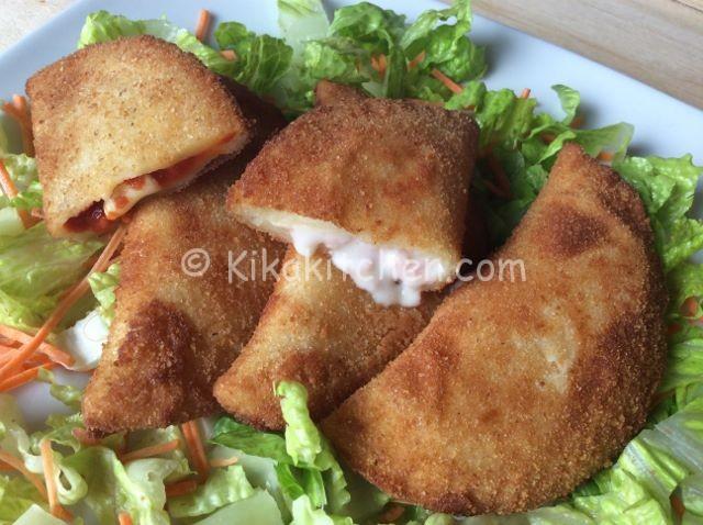 Sofficini fatti in casa fritti o al forno