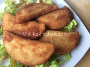 Sofficini fatti in casa fritti o al forno con ricetta passo passo