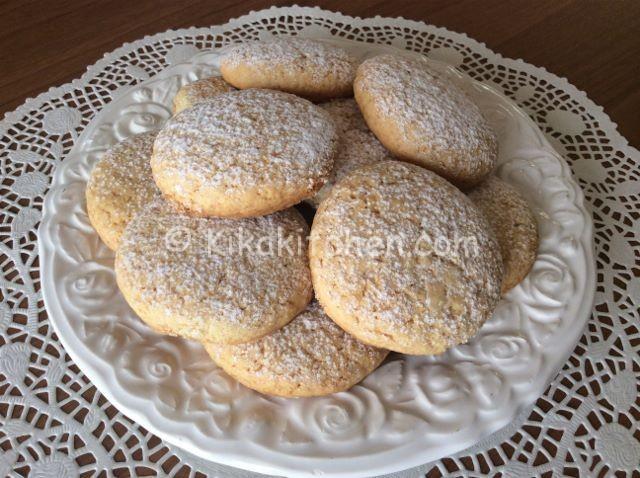 biscotti al limone ricetta