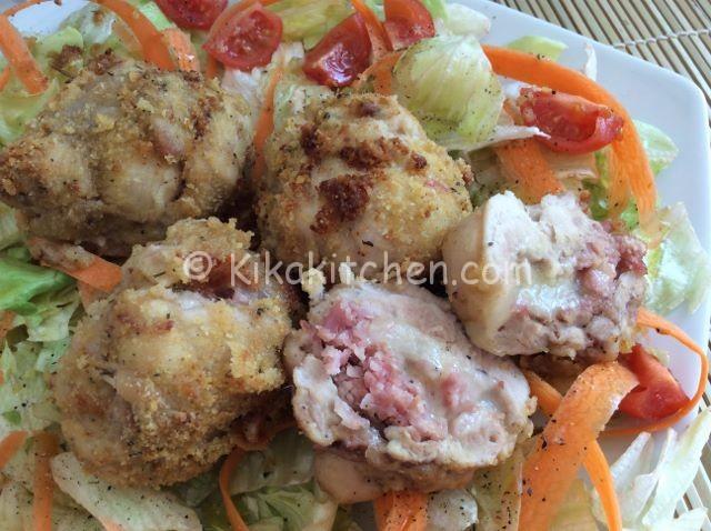 ricetta cosce di pollo ripiene