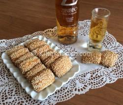 Biscotti al sesamo (reginelle palermitane)