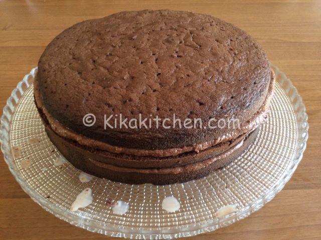 torta compleanno tre strati