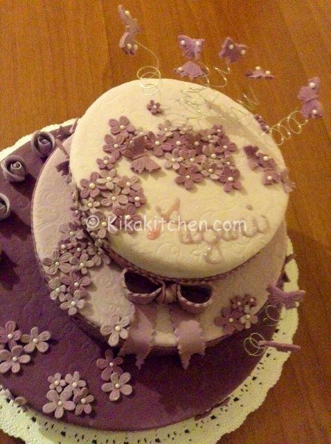 torta glicine