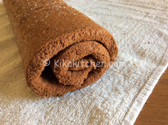 Pasta biscotto al cacao morbida