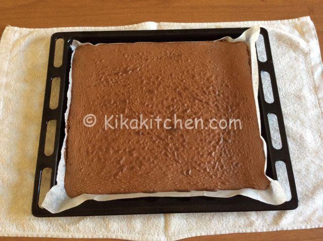 pasta biscotto al cacao cottura
