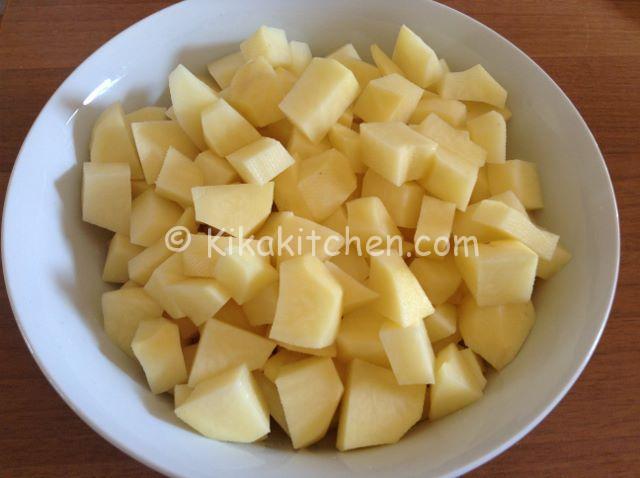 patate per frittata