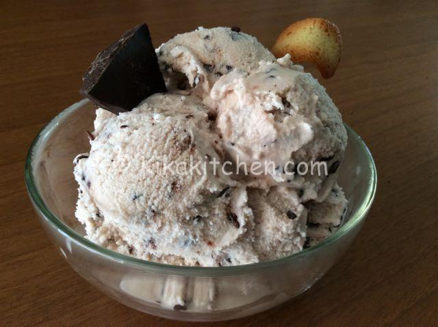Gelato stracciatella con o senza gelatiera. Ricetta facile