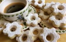 biscotti canestrelli friabili