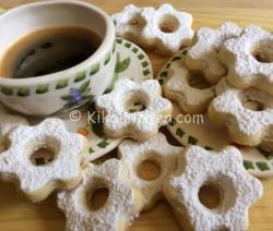 Canestrelli (biscotti friabili). Ricetta passo passo