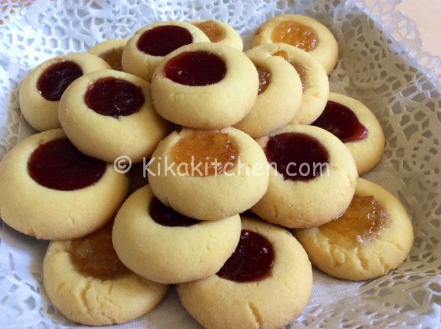 Biscotti Di Natale Con Marmellata.Biscotti Ovis Mollis Con Marmellata Ricetta Passo Passo