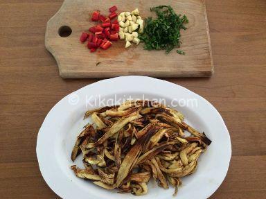 insalata di melanzane ricetta